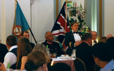 Air Training Corps 80th Anniversary Dinner